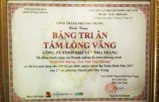 Bang khen
