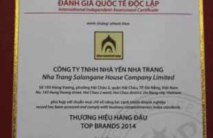Chung nhan thuong hieu