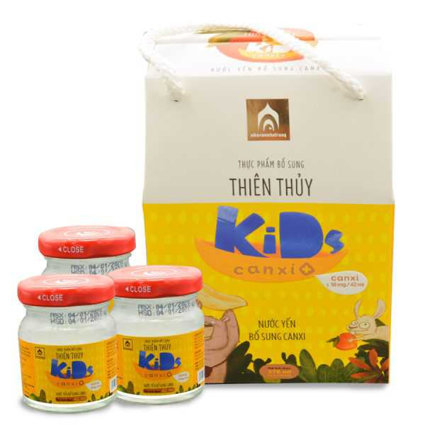 Nuoc yen Thien Thuy kids canxi +