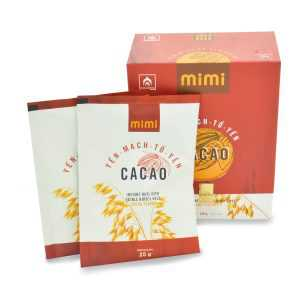 Yen mach to yen Mimi (Cacao)